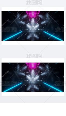 LED隧道灯视频素材 LED隧道灯模板下载 LED隧道灯背景设计 我图网