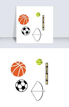 简笔画logo设计 简笔画logo设计图片素材下载 简笔画logo创意设计 我图网