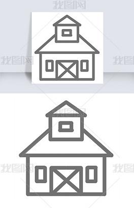 EPS楼画 EPS格式楼画素材图片 EPS楼画设计模板 我图网