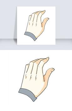PPT美丽的手指 PPT格式美丽的手指素材图片 PPT美丽的手指设计模板 我图网