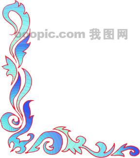 ppt 背景 背景图片 边框 模板 设计 矢量 矢量图 素材 相框 288_325