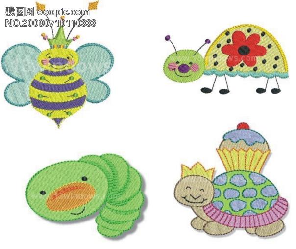可爱小动物模板下载 可爱小动物图片下载