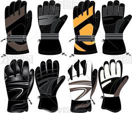 手套设计图