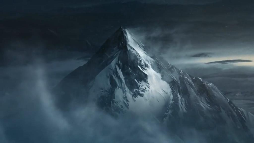 雪山模板素材_高清MP4格式下载(视频36.66M