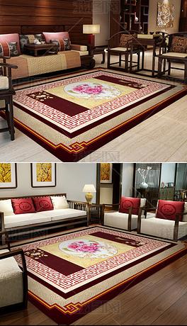 新中式红地毯