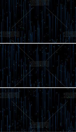 4K粒子上升背景视频