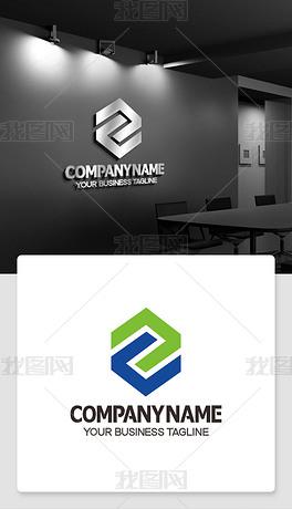 Z元素logo设计英文Z字母标志高端标志模版