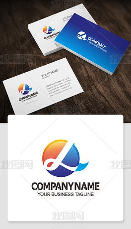 L形logo设计L开头标志个性象征意义