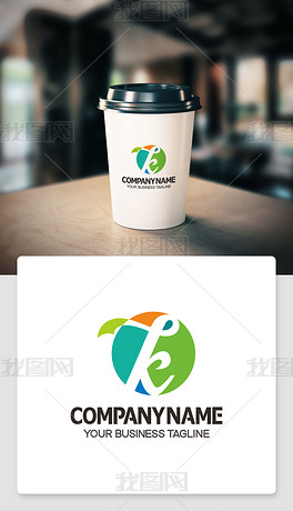 K型logo设计K形标志企业logo设计欣赏