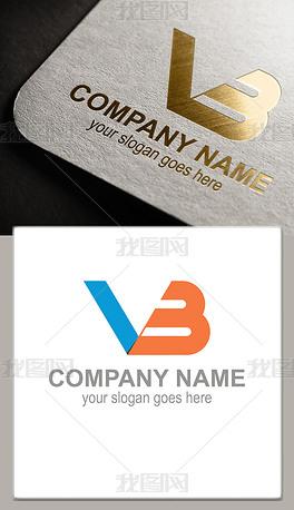 VB字母商标LOGO