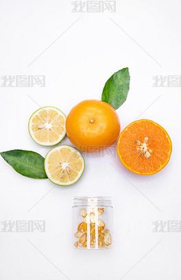 橙子酸橙维生素