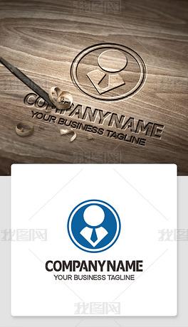 商务经理logo标志个性象征意义网店网站商标