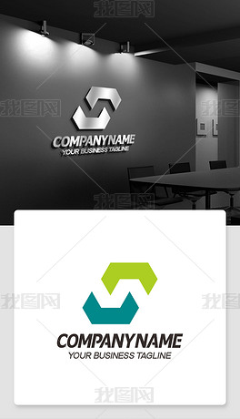 英文S字母logo设计S元素标志品牌图片大全