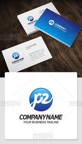 PZ形logo设计带PZ的标志品牌图片大全