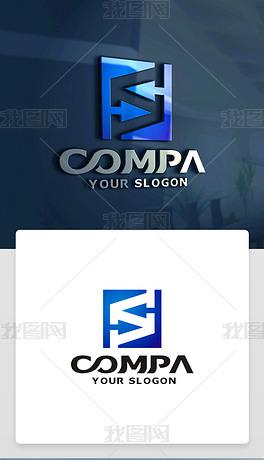 S字母LOGO设计S字母标志S字母商标