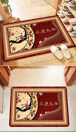 高清入门地毯