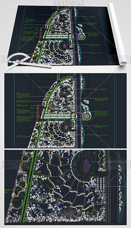海洋公园CAD