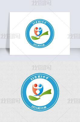 班徽校徽logo矢量元素