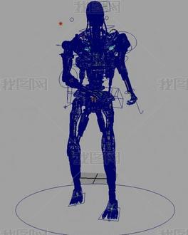 机器人模型下载